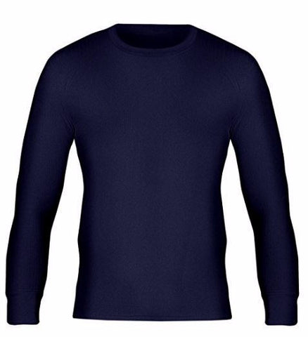 THERMAL T/SHIRT LONG SLEEVED WORKFORCE NAVY