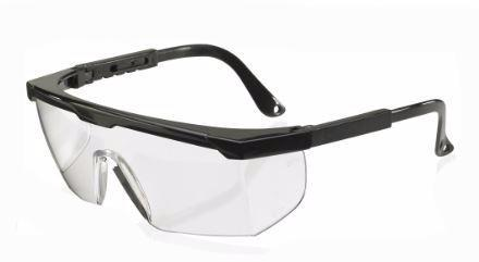 STANDARD SAFETY SPECTACLES CLEAR