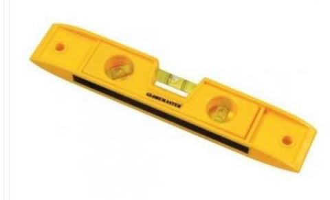 GLOBE MASTER SPIRIT LEVEL 230MM TORPEDO MAG. BASE
