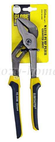 "GLOBEMASTER 10"" (254MM) GROOVE JOINT WATER PUMP PLIERS"