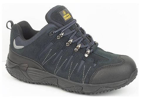 Amblers Safety Trainer Navy