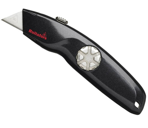 HULTAFORS RETRACTABLE KNIFE WITH 10 BLADES
