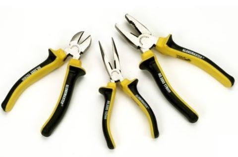 GLOBEMASTER 3 PC PLIER SET