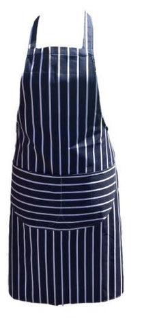 BUTCHERS STRIPE APRON