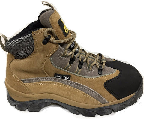 AMBLERS SAFETY BOOTS BEIGE HIKER