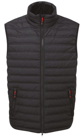 Ribbed Bodywarmer