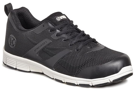 SAFETY TRAINERS LIGHTWEIGHT APACHE  BLACK