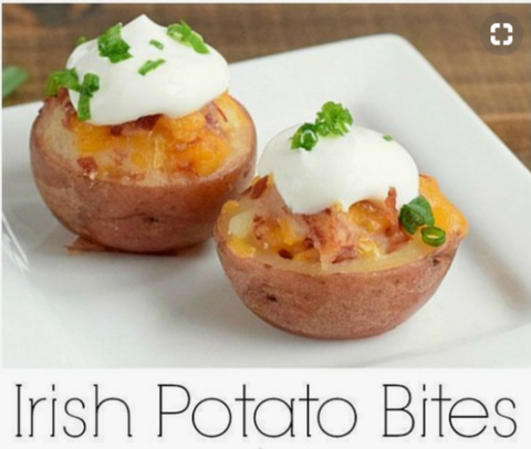 Irish Potato Bites