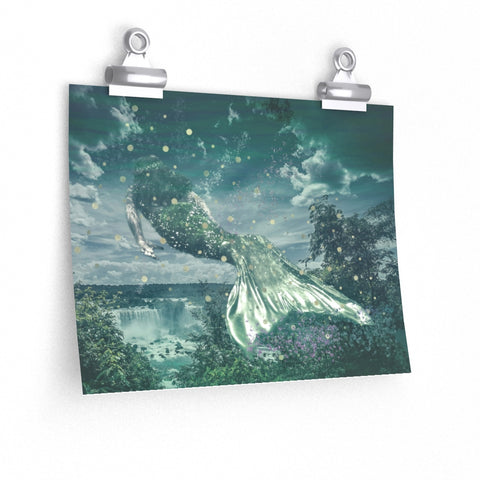 Mermaid Dream Poster