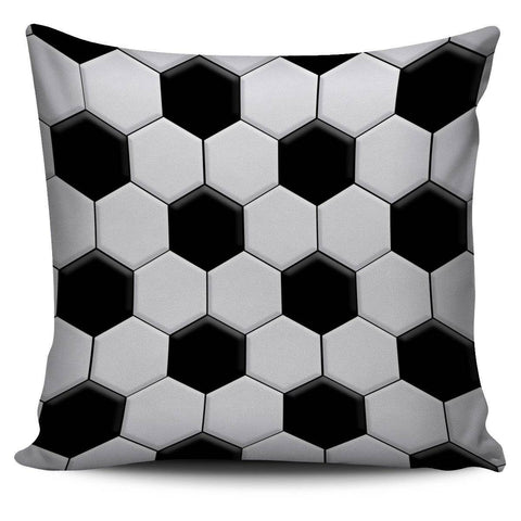 Soccer Print Pillowcase