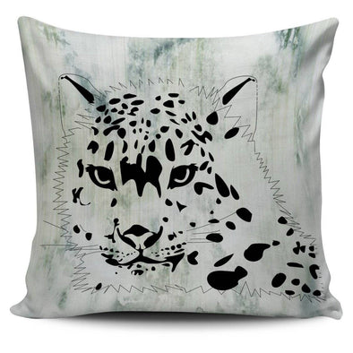 Snow Leopard Pillowcase