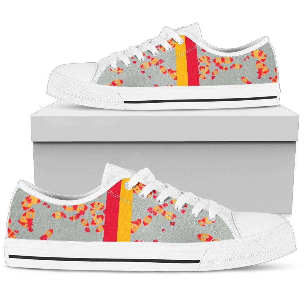 Iowa State Cyclones Sneakers for Women Low Top
