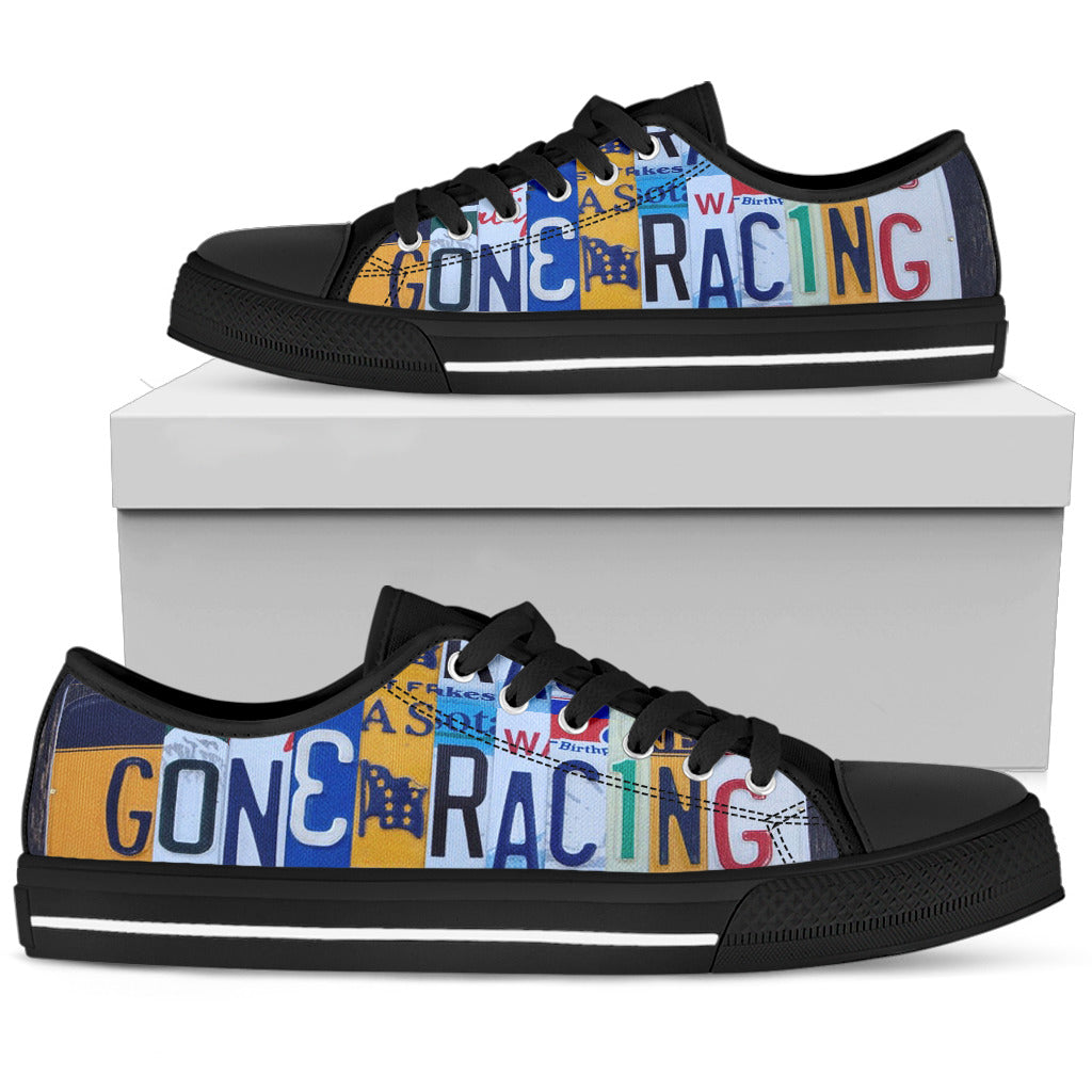 Gone Racing Men's Low Top Shoes