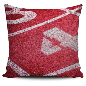 Track and Field Pillowcase