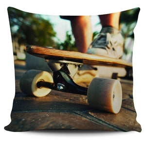 Skateboard Pillowcase