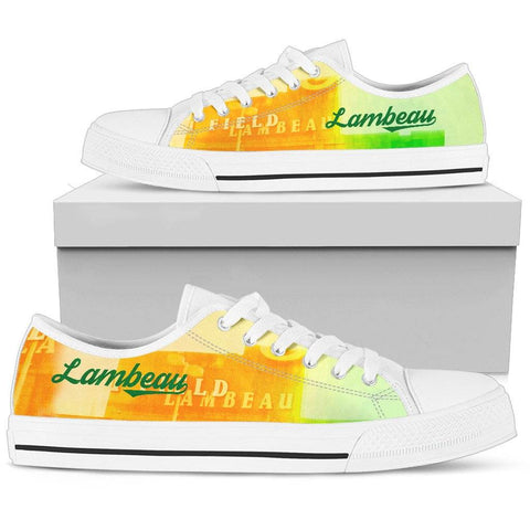 Green Bay Packers Lambeau Low Top Shoes