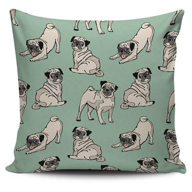 Pug Pillowcase