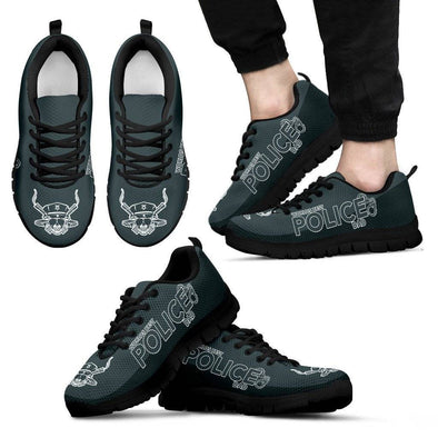 World's Best Police Dad Mens Sneakers