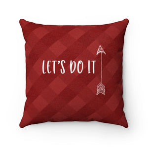 flip side couples lets do it later pillowcase