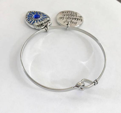 Image of Police wife bracelet