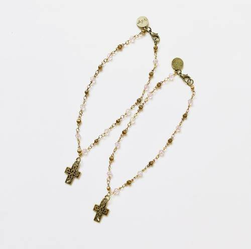 Walk In Faith Anklet