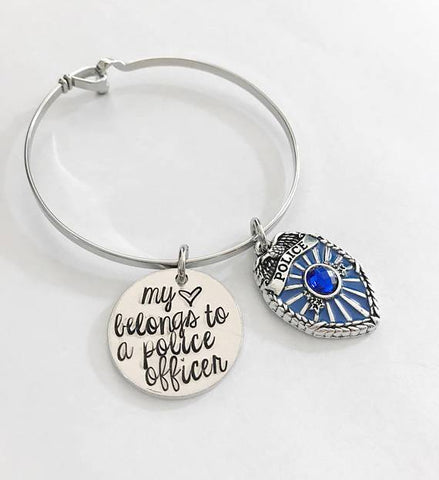 Image of Police Wife Jewelry