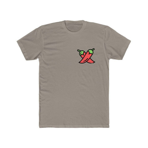 Image of Chili Peppers Mens T Shirt