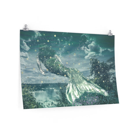Image of Mermaid Dream Poster