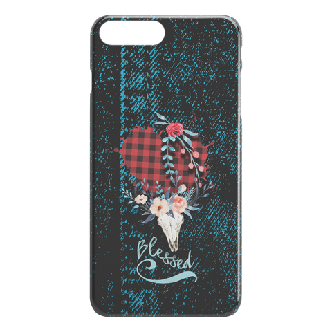 Blessed Country Girl iPhone Case
