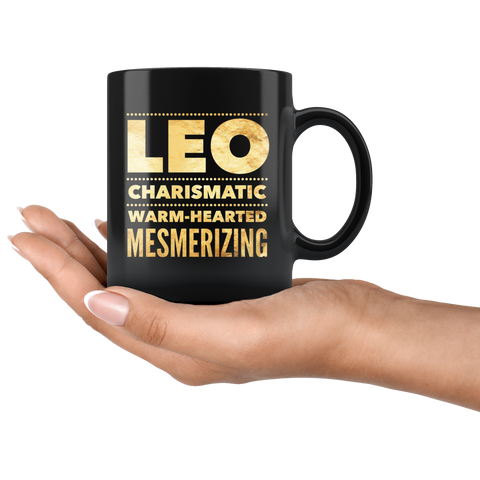 Image of leo astrology quote gift