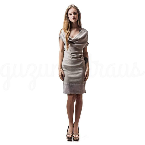 Image of Jersey Reversible Dress