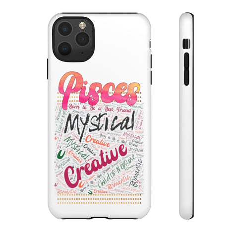 Image of Pisces Tribute iPhone Tough Case