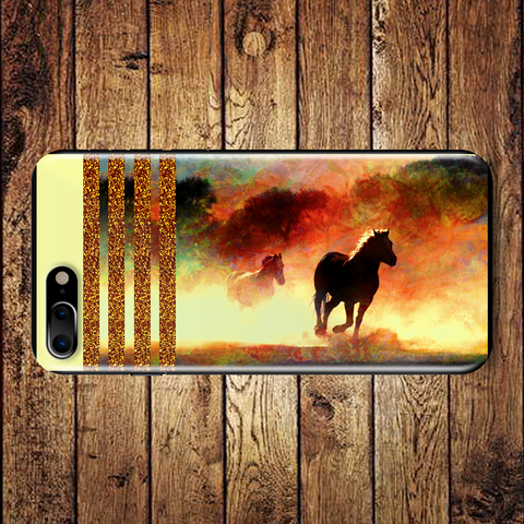 Wild Horse Art Phone Case