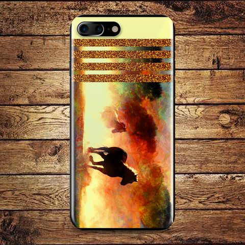 Image of Wild Horses Phone Case