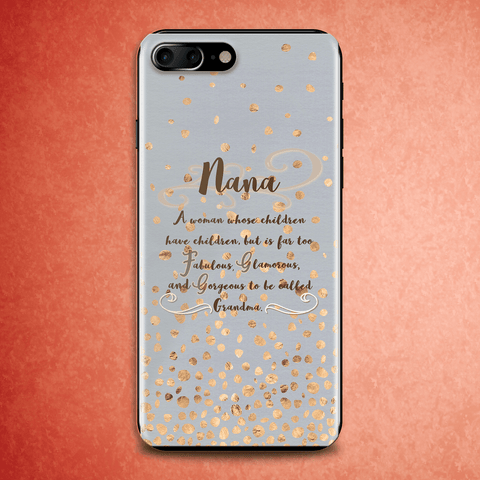 Image of Nana Phone Case