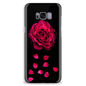 Pink Rose Art Mobile Phone Case