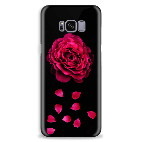Image of Pink Rose Art Mobile Phone Case
