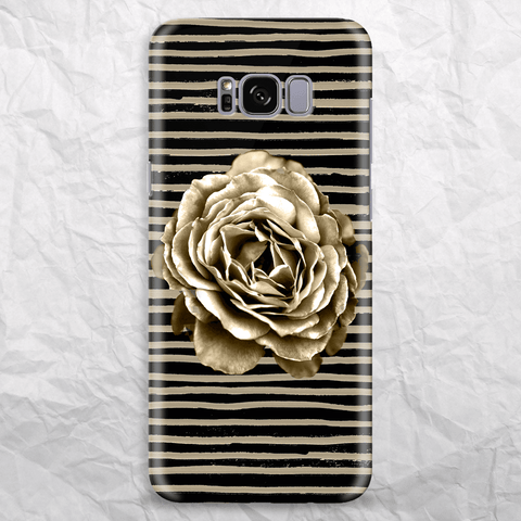 Image of Rose Flower Art Phone Case