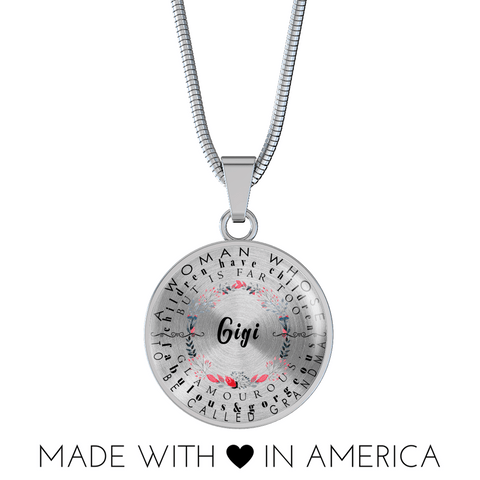 Image of gigi necklace gift