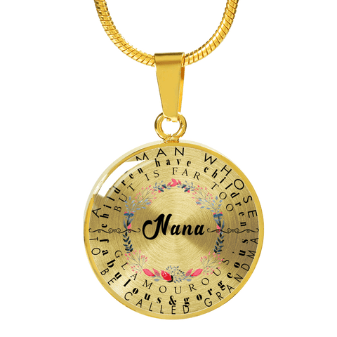 Image of Nana gift personalized