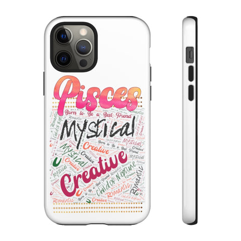 Pisces Tribute iPhone Tough Case