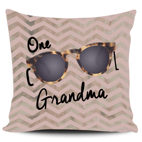Image of One Cool Grandma Pillowcase