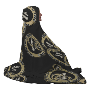 Class of 2020 One Degree Hotter Hooded Blanket