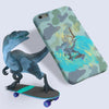Dinosaur Custom iPhone Case T-Rex