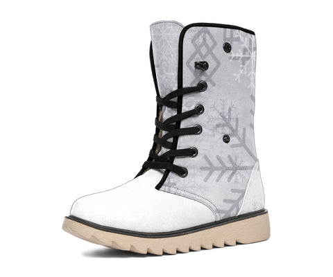 Image of Winter Snowflakes Polar Boots
