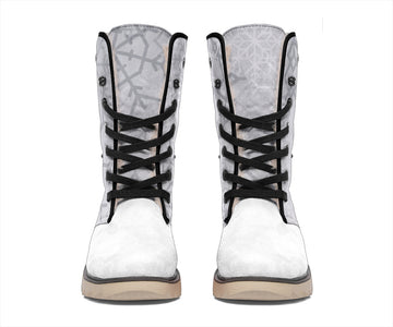 Winter Snowflakes Polar Boots