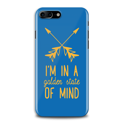Image of Golden State of Mind Warriors Fan Mobile Phone Case Cover