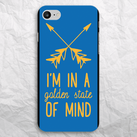 Golden State of Mind Phone Case