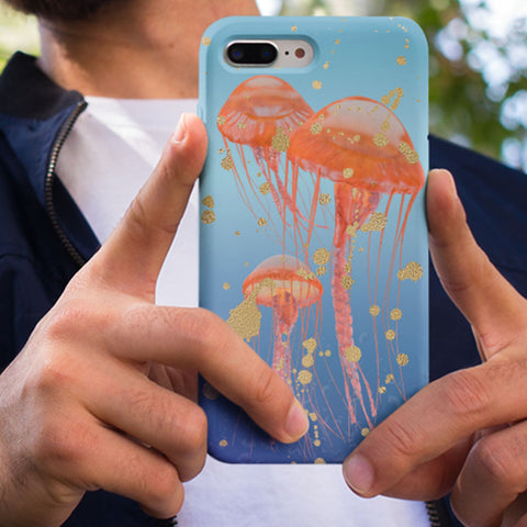 jellyfish phone case