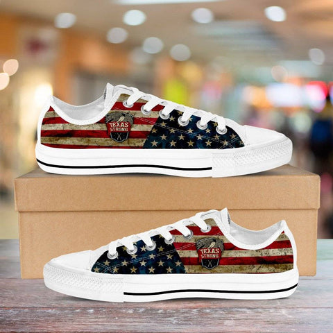 Image of Texas Strong Low Top Shoes